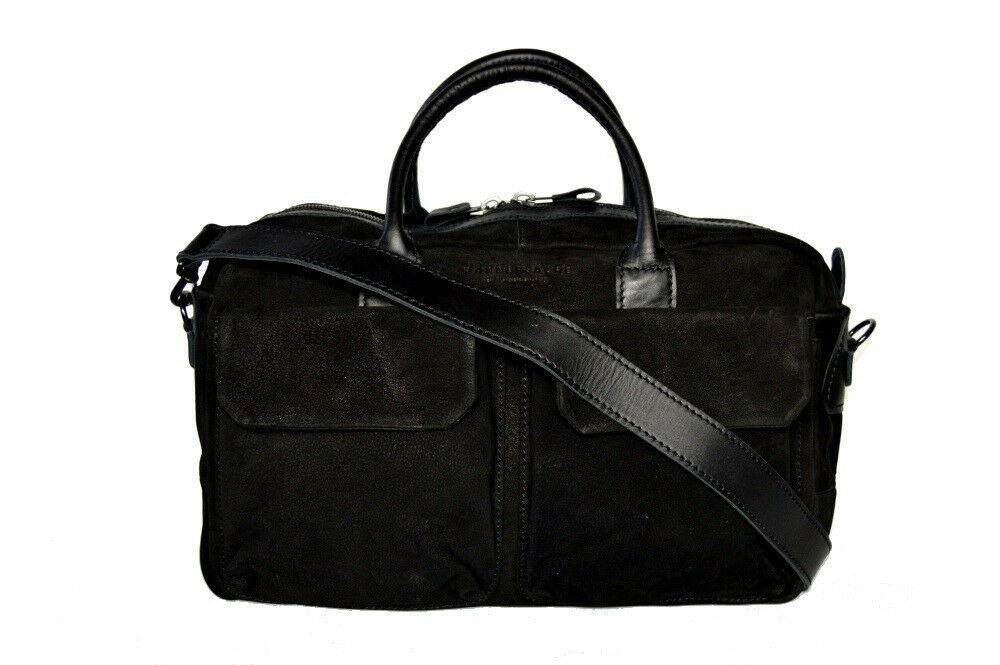 m nnersache by liebeskind herren tasche reisetasche weekender milan schwarz neu ebay. Black Bedroom Furniture Sets. Home Design Ideas