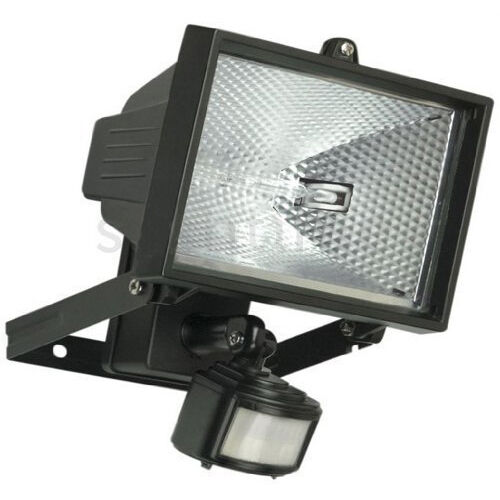 Outdoor Security Lights Pir: 150W SENSOR LIGHT SECURITY WATT FLOODLIGHT OUTDOOR HALOGEN