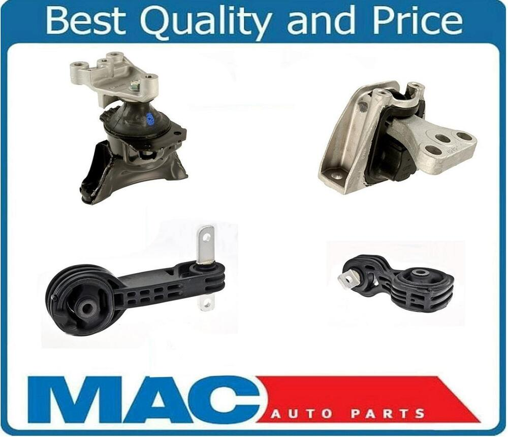 2006 2010 honda civic 1 8l engine motor mount automatic for Honda civic motor mount replacement cost