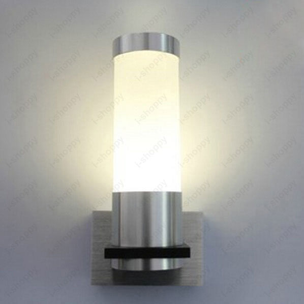 3w led wall sconce light fixture bedside lamp corridor