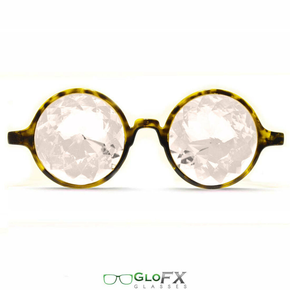 Glasses Frames Same Day : Kaleidoscope Glasses Turtle Shell Frame Original MADE IN ...
