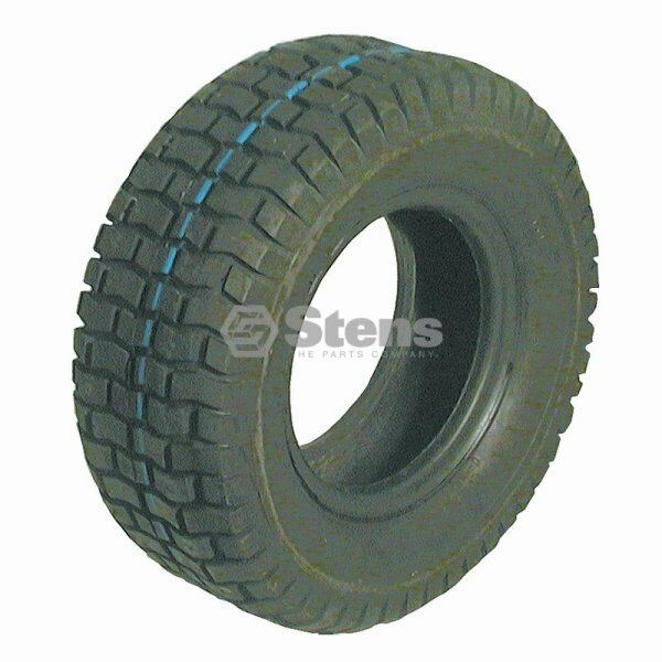 2 New 15x6 00 6 Tires For Mower Front Turf Saver Style Ebay