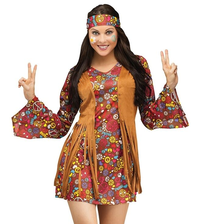 the hippie generation 1960s and 1970s From fab four to flower power the 60s saw huge change relive the swinging 60s spirit with a 60s fancy dress costume from smiffys free delivery available.