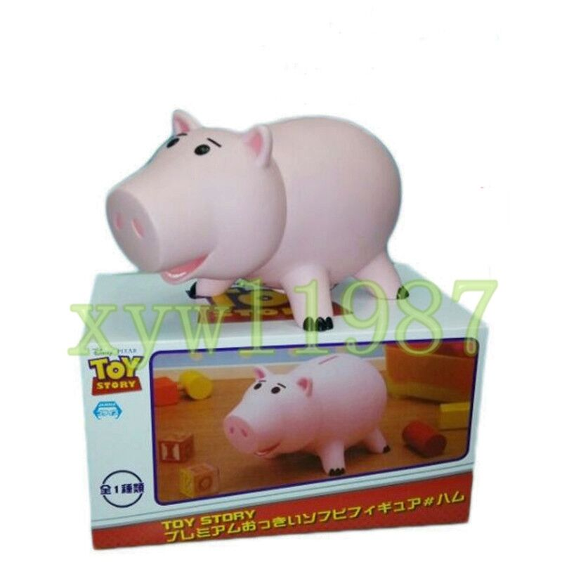 Toy Story Money Money Money : Toy story hamm cm quot figure coin bank money box
