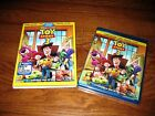 Toy Story 3 (Blu-ray/DVD, 2010, 4-Disc Set, Includes Digital Copy)