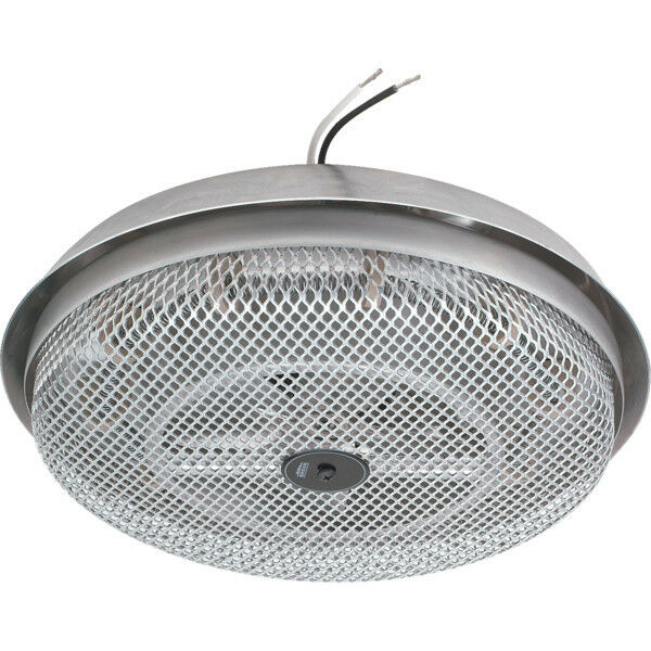 Ceiling Heaters For Bathrooms Broan Nutone 154 Ceiling Heater Surface Mounted Fan Forced