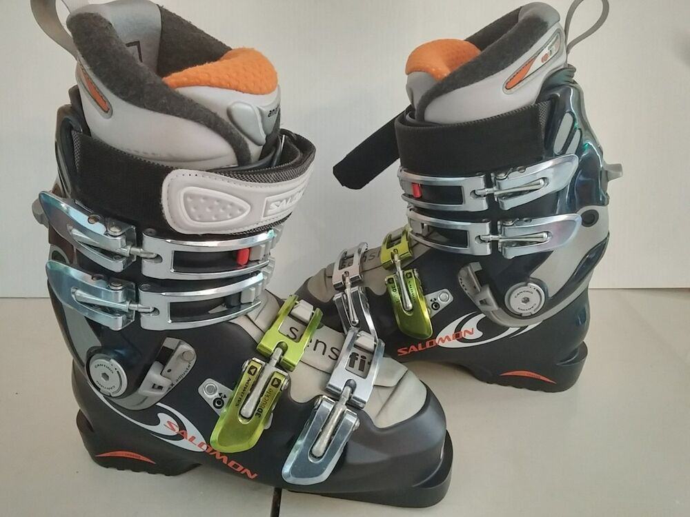New Women S Salomon Evolution2 9 0 Ski Boots Mondo Size 23
