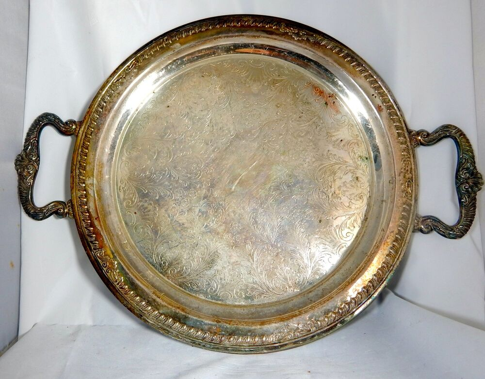 Antique Sheridan Silver Co. Silverplated Round Handled ...