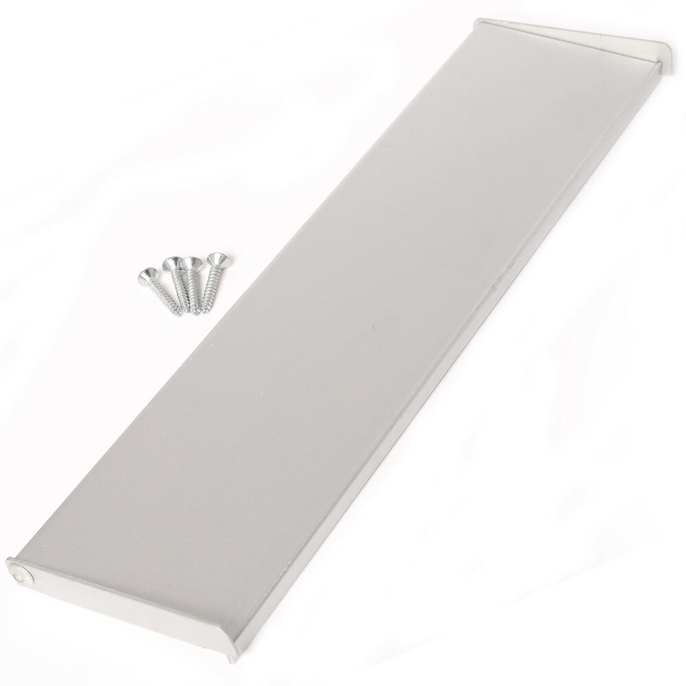 "Front Door Letterbox: 10"" FRONT DOOR INTERNAL LETTER BOX FLAP+SCREWS ★EASY"