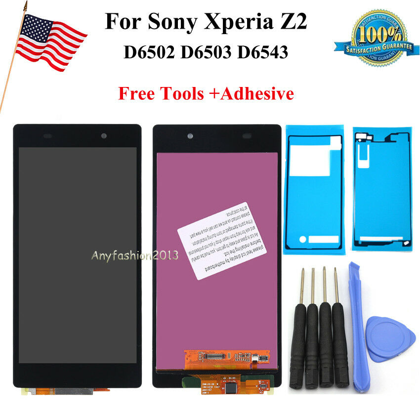 lcd for sony xperia z2 lcd display touch screen digitizer