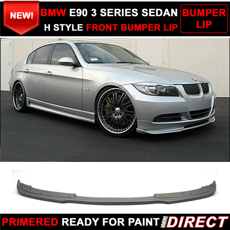 05 08 bmw e90 e91 3 series pre lci h style front bumper. Black Bedroom Furniture Sets. Home Design Ideas