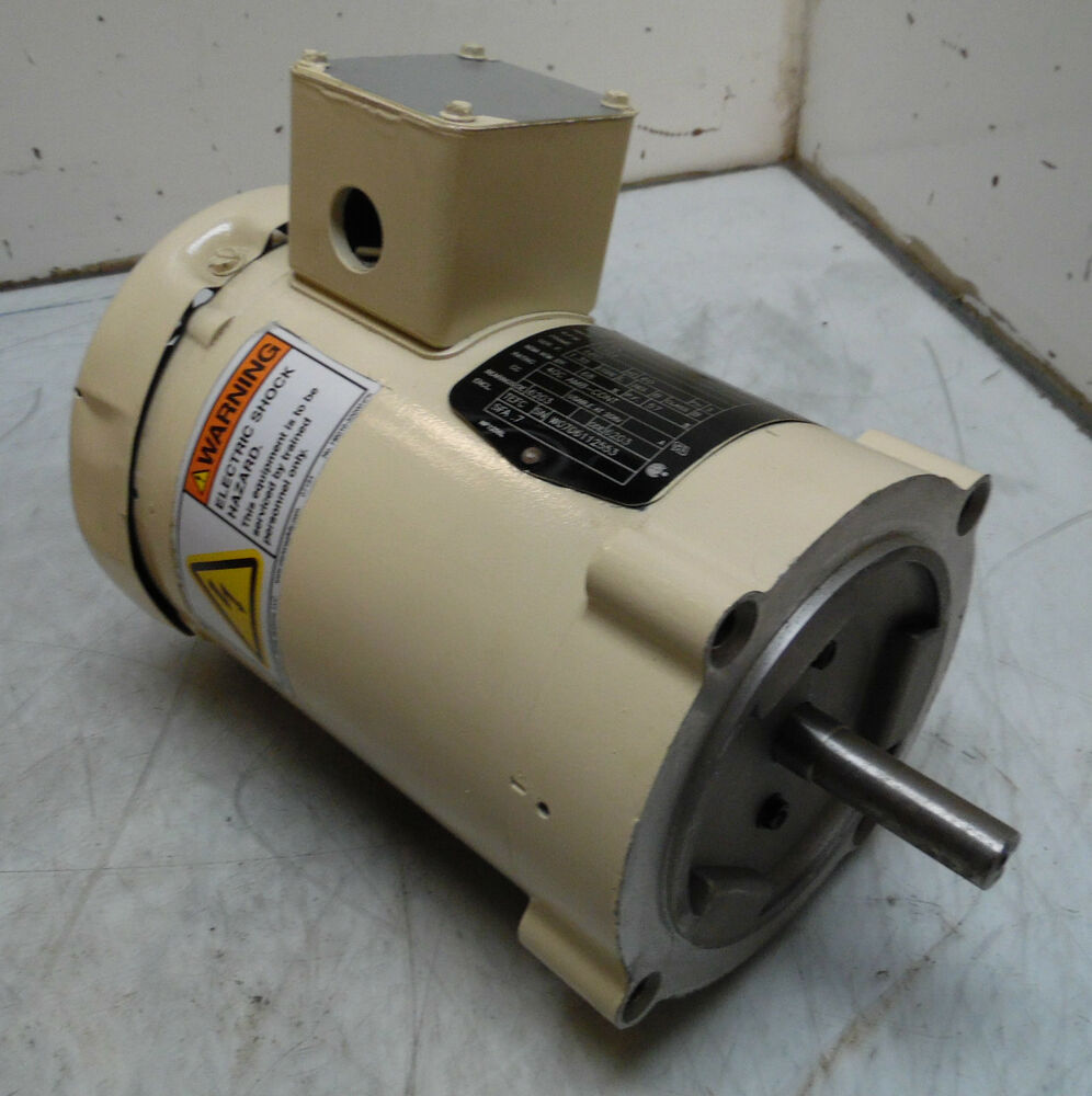 New old stock baldor electric 33 hp ac motor vm3534 5 for 1 20 hp electric motor