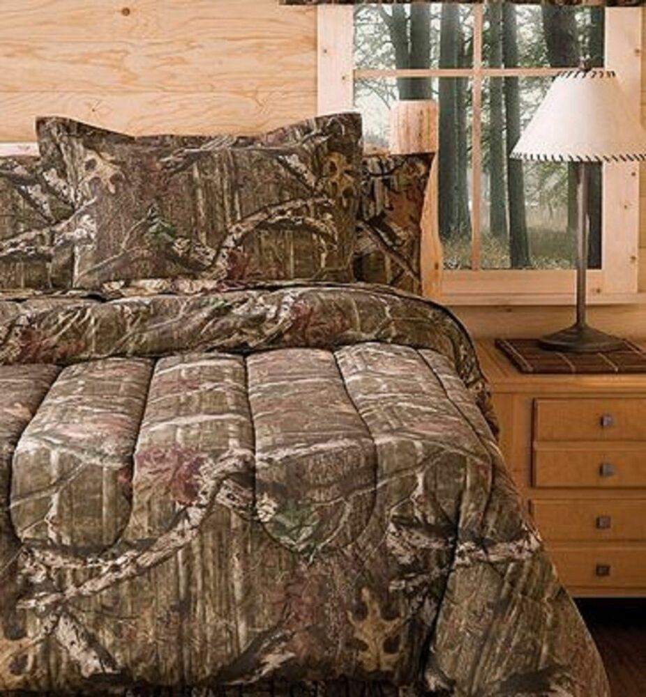 Brand New Camo Mossy Oak Infinity Hunting Bedding