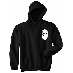Kings Of NY Ski Mask Chest Pullover Hoody Sweatshirt Robber Crook