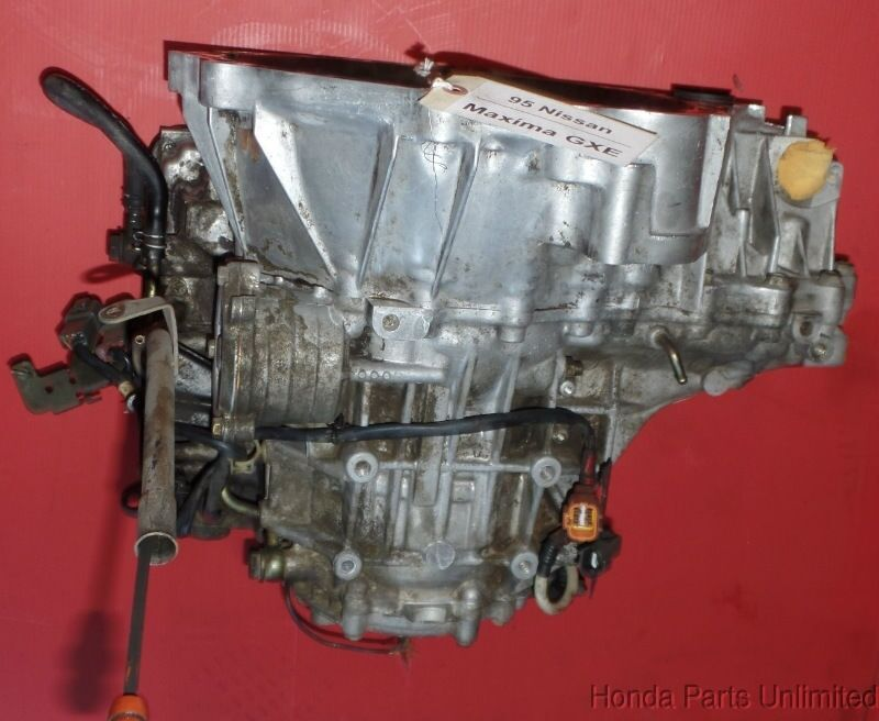 95 Nissan Maxima Oem Complete Automatic Transmission W