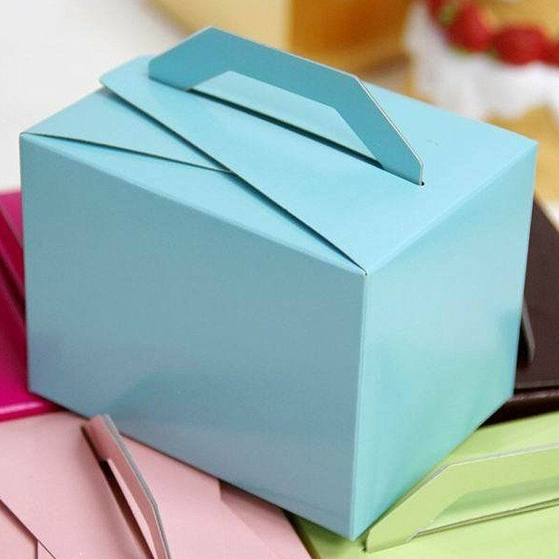 Wedding Gift Boxes Ebay : ... Tote Wedding Favors Party Gift BOXES Cute Wedding Decorations eBay
