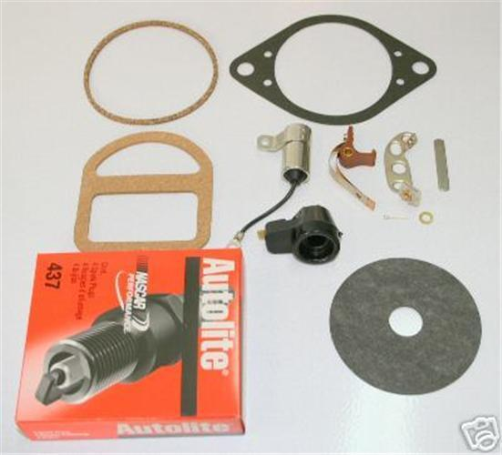 Ford 8n Tune Up Parts : Ford n tractor front distributor dist tune up kit