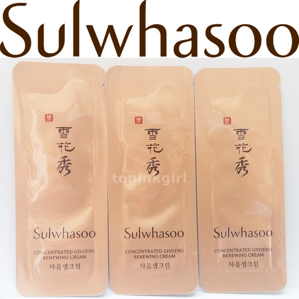 how to use sulwhasoo concentrated ginseng renewing cream ex