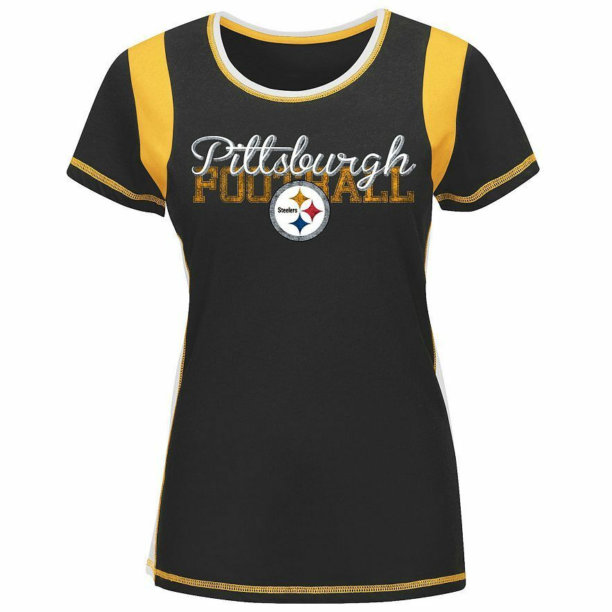 New Majestic Pittsburgh Steelers Nfl Pride Playing V