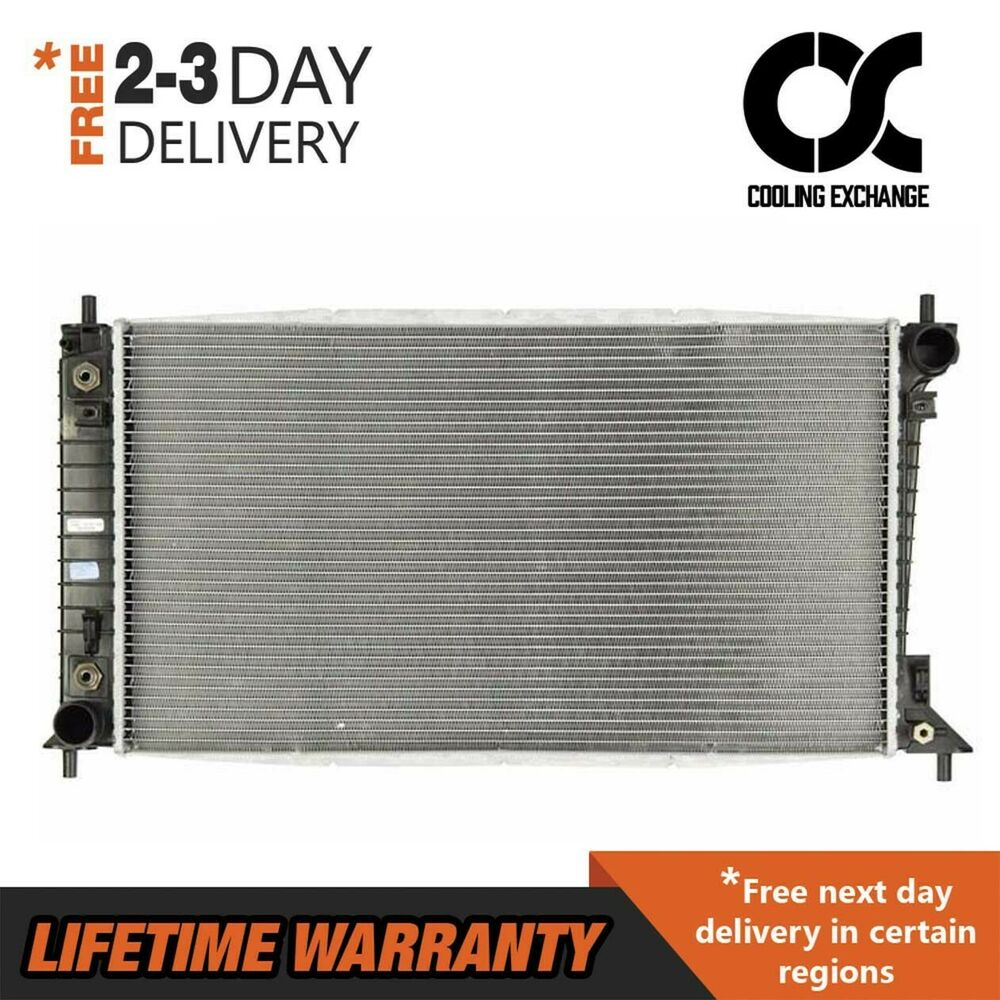 S L on 2004 Ford F 150 Cooling System