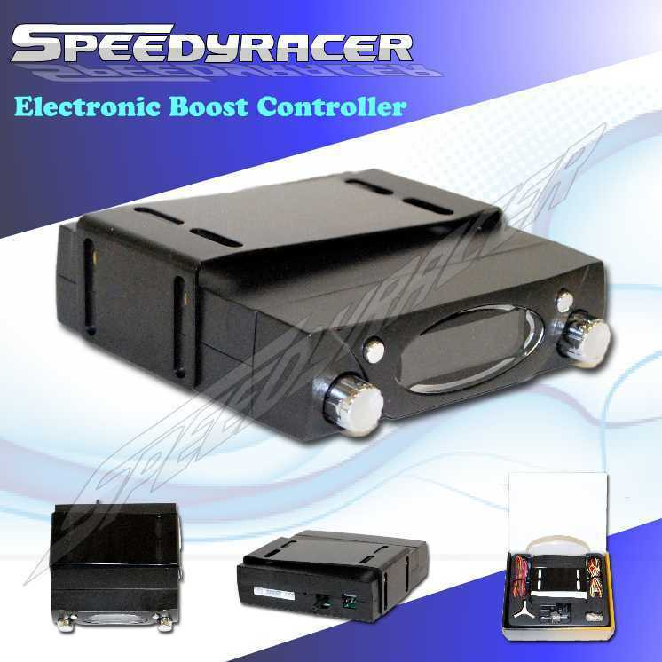manual or electronic boost controller