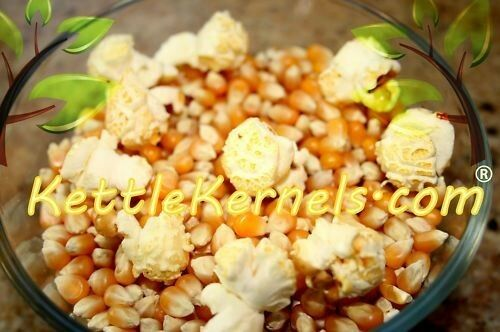 how to make your own kettle corn