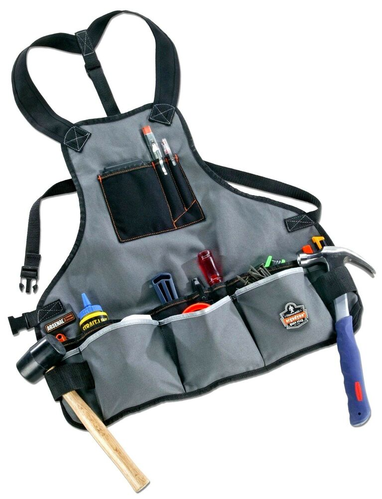 New Electrician Tool Bags Workwear Carpentry Carpenter Apron Work Utility Pouch eBay