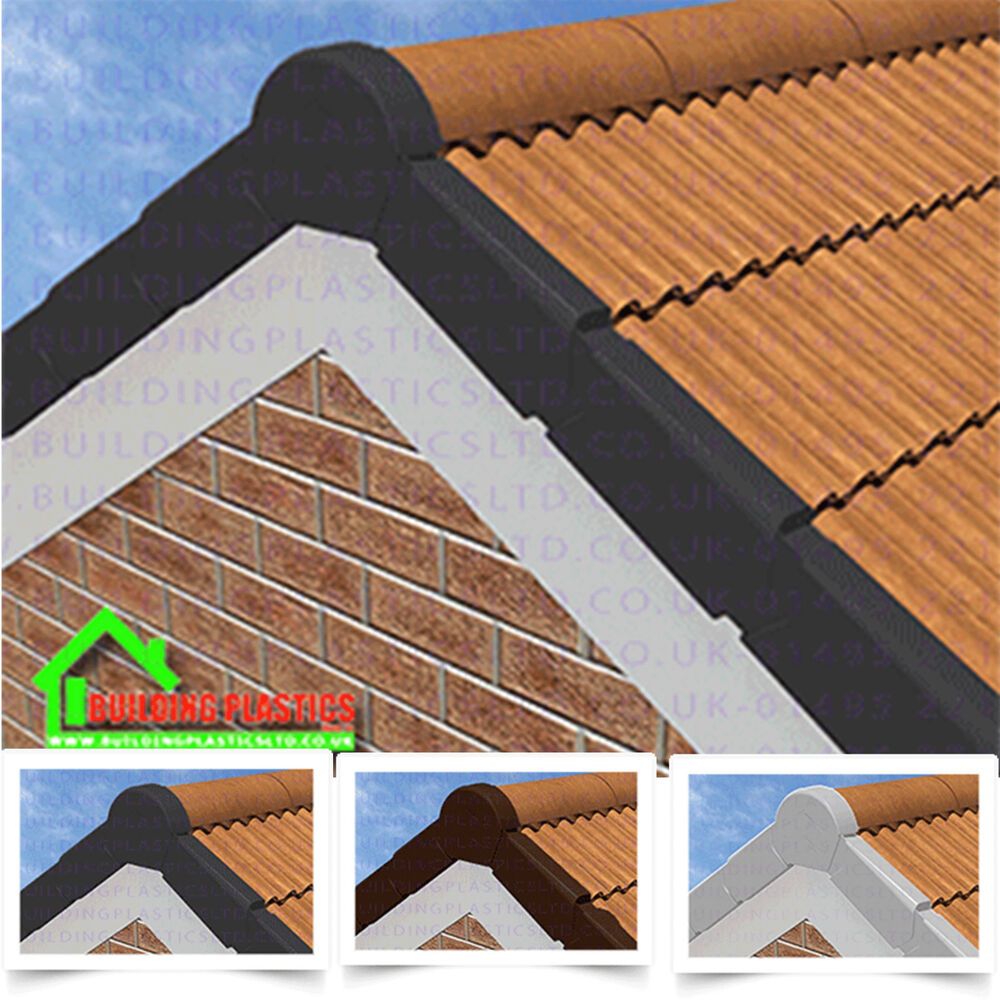 dry verge complete system kit manthorpe gable apex roof