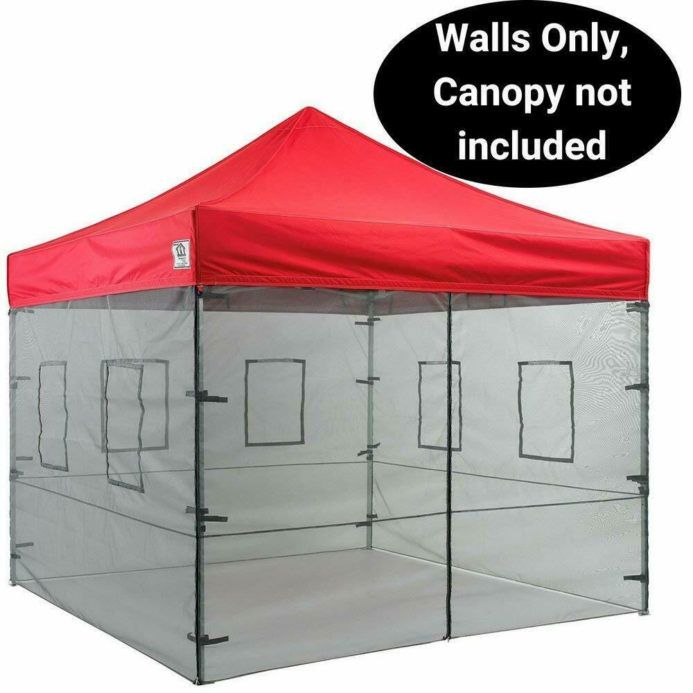 10x10 Pop Up Canopy Tent SIDEWALLS Food Service Vendor Sidewalls WALLS