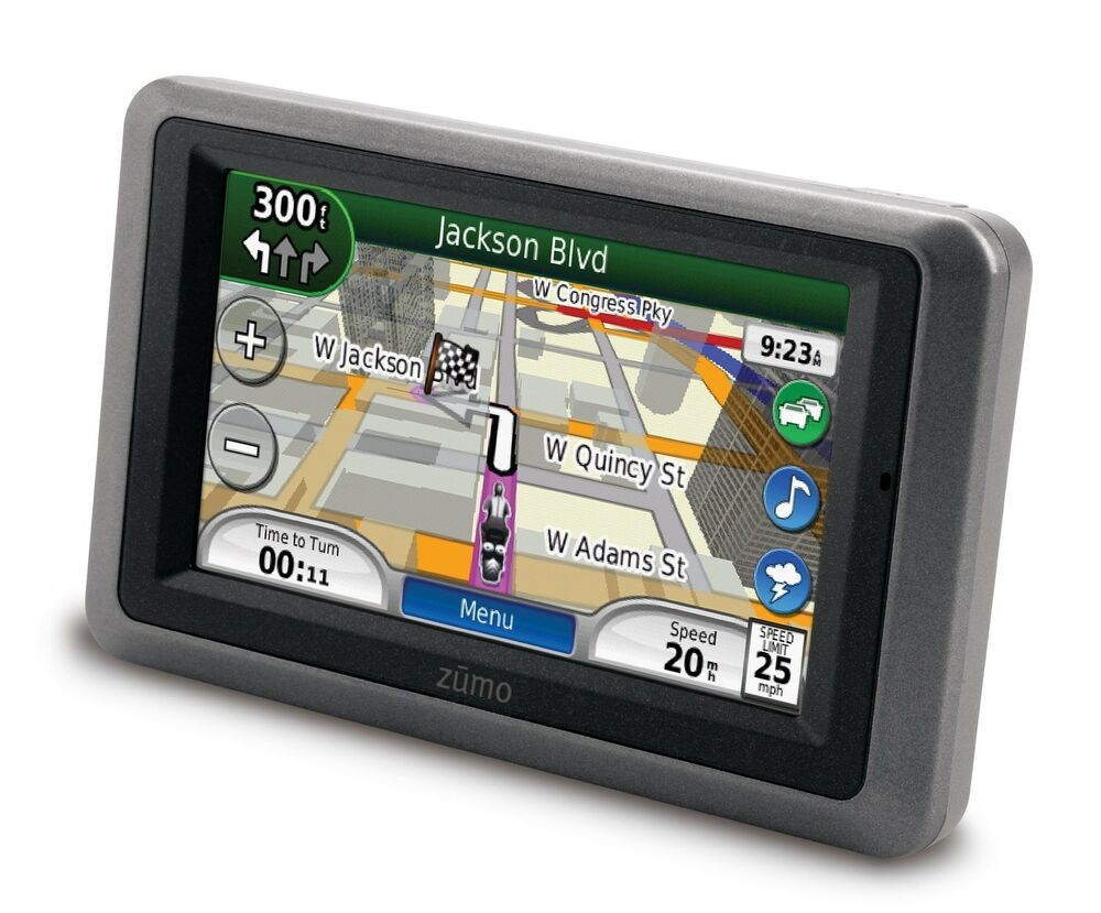 garmin zumo 660lm gps motorcycle navigator ebay. Black Bedroom Furniture Sets. Home Design Ideas