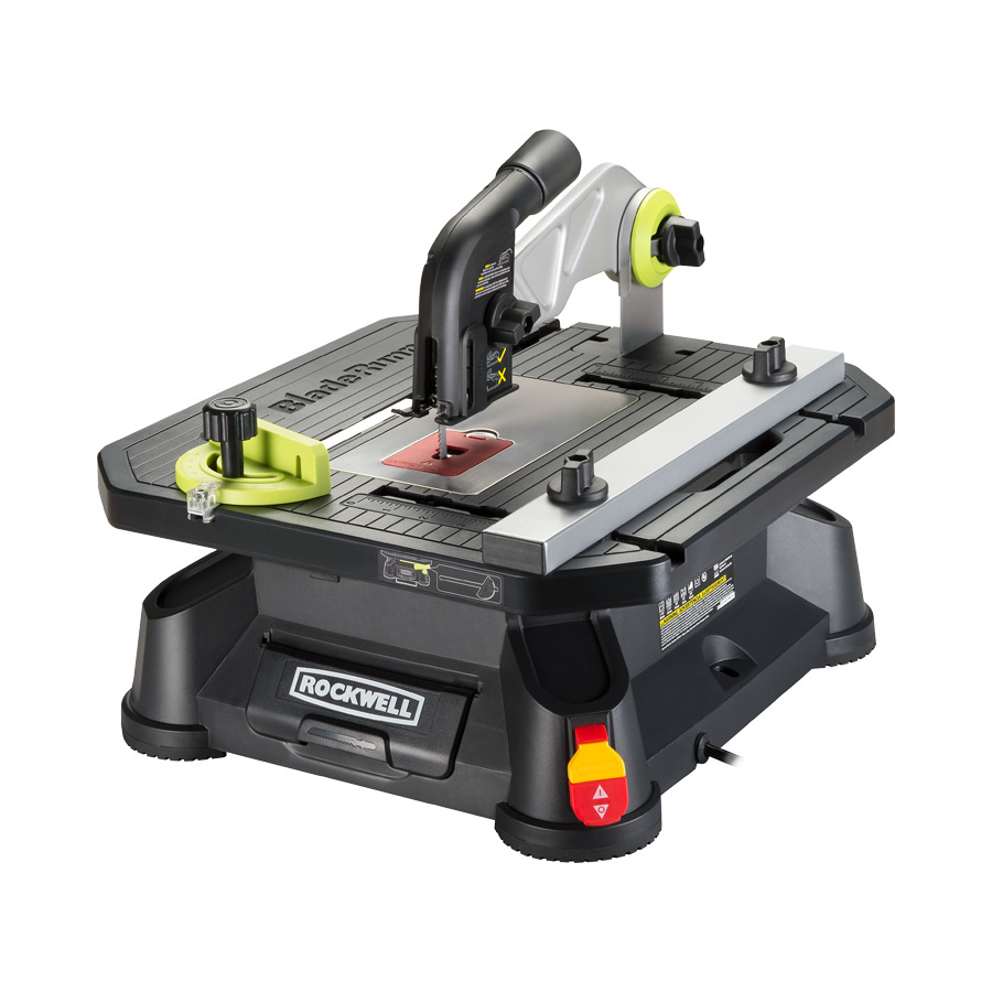 Rockwell Rk7323 Bladerunner X2 Portable Tabletop Saw With