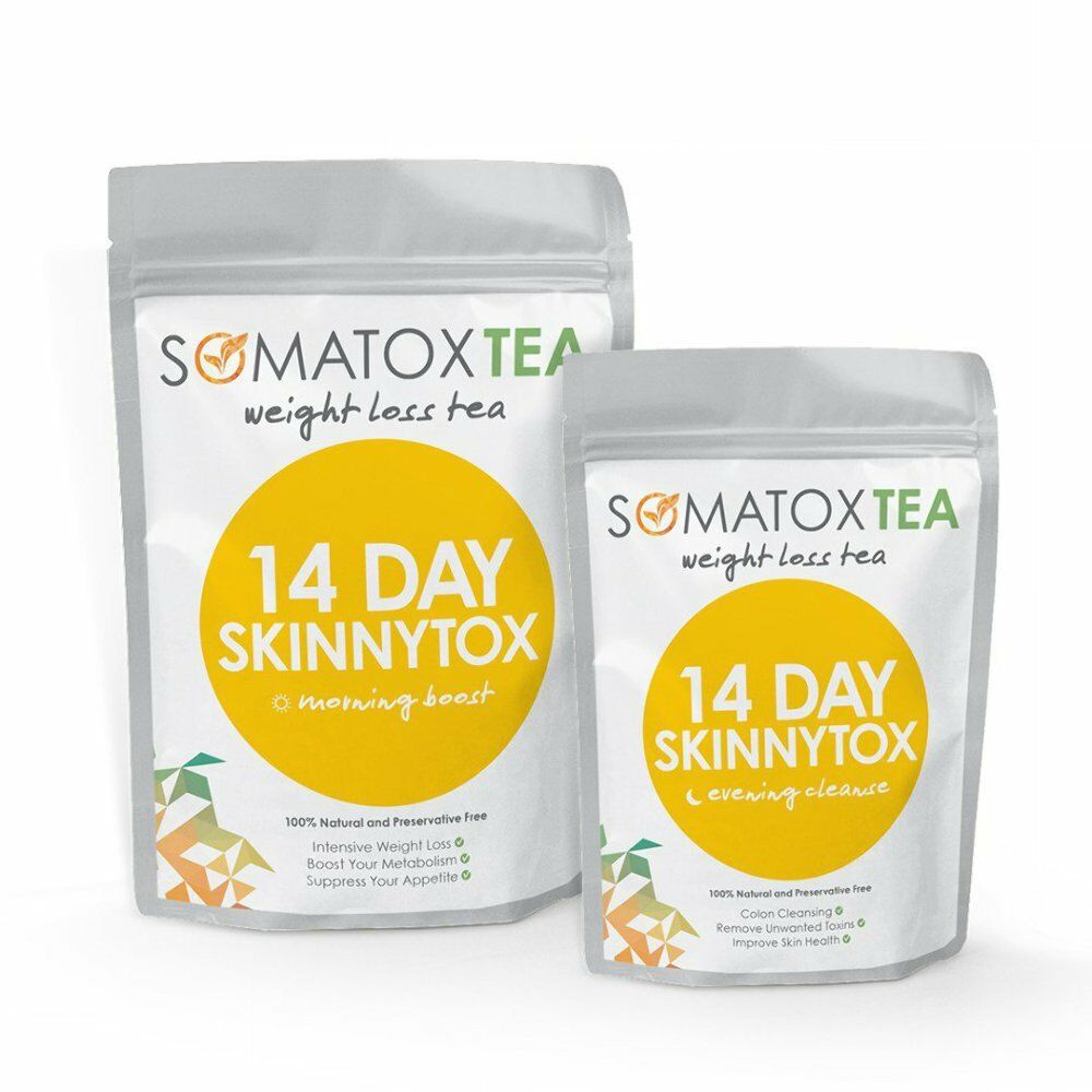 SOMATOX 14 DAY SKINNYTOX | Detox Weight Loss | Herbal Diet ...