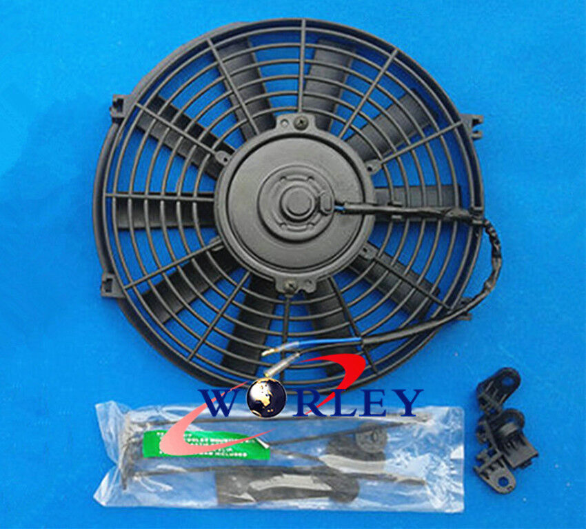 16 Inch Electric Universal Fan With Mounting Kit Cooling