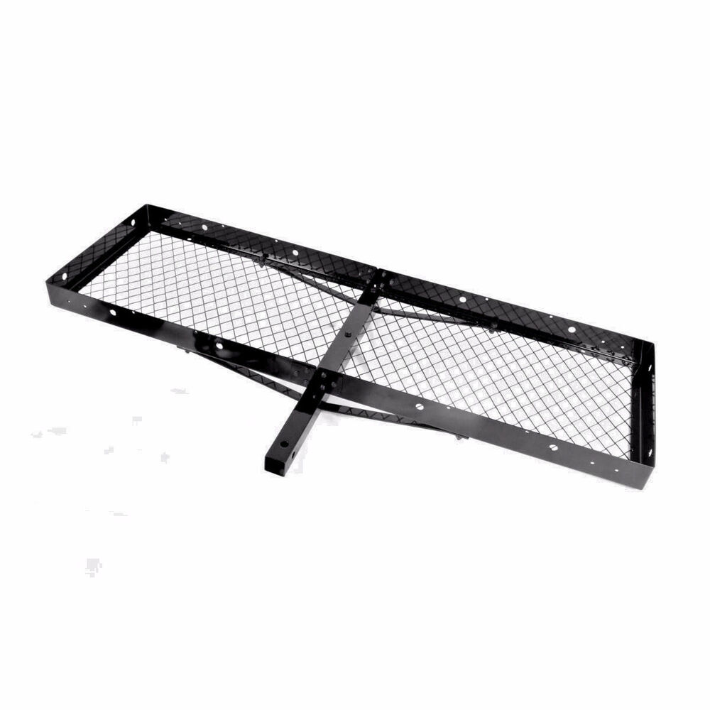 """Trailer Hitch Rack Cargo Carrier 2"""" Receiver For Jeep"""