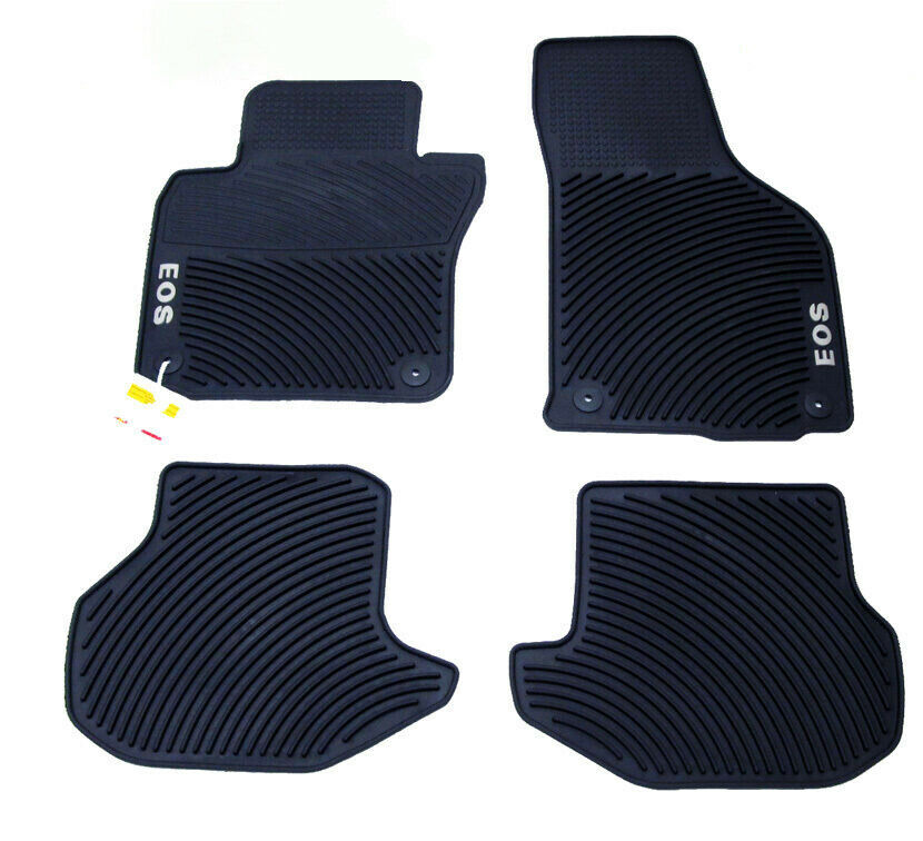 2006 2010 Vw Volkswagen Eos All Season Monster Mats Set Of