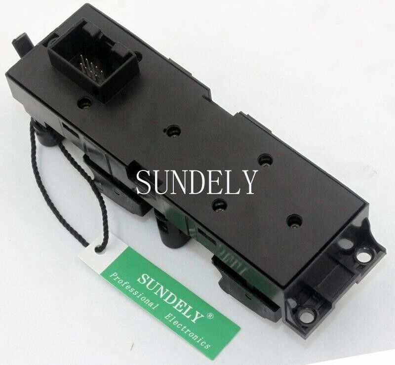 New electric power window master control switch for vw for 2000 vw beetle window switch