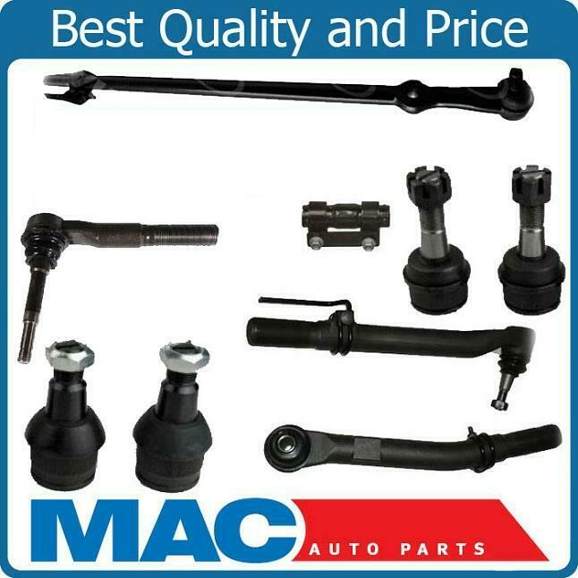 05 16 Ford F250 F350 Super Duty Outer Tie Rod Ends Drag