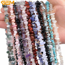 Kyпить Freeform Natural Gemstone Chips Beads For Jewelry Making 34