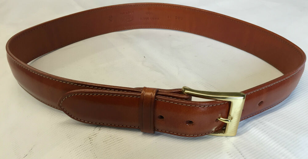 galco sb3 dress belt 1 1 2 quot size 34 sb3 34 ebay