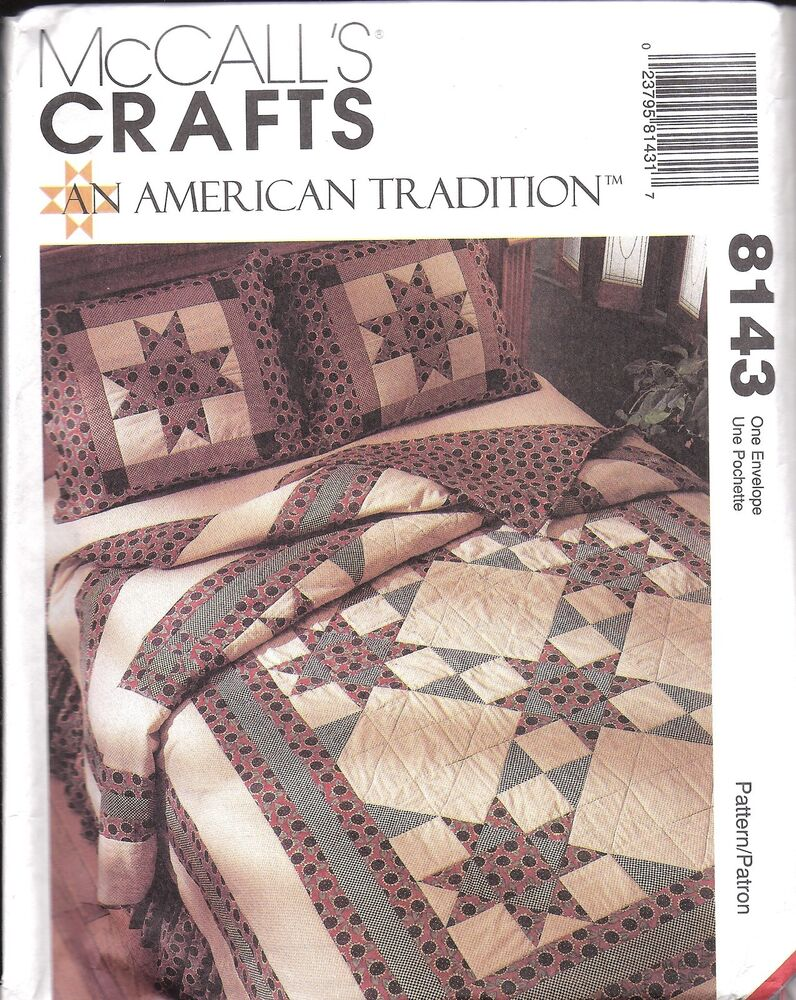 Mccalls quilting vintage quilts