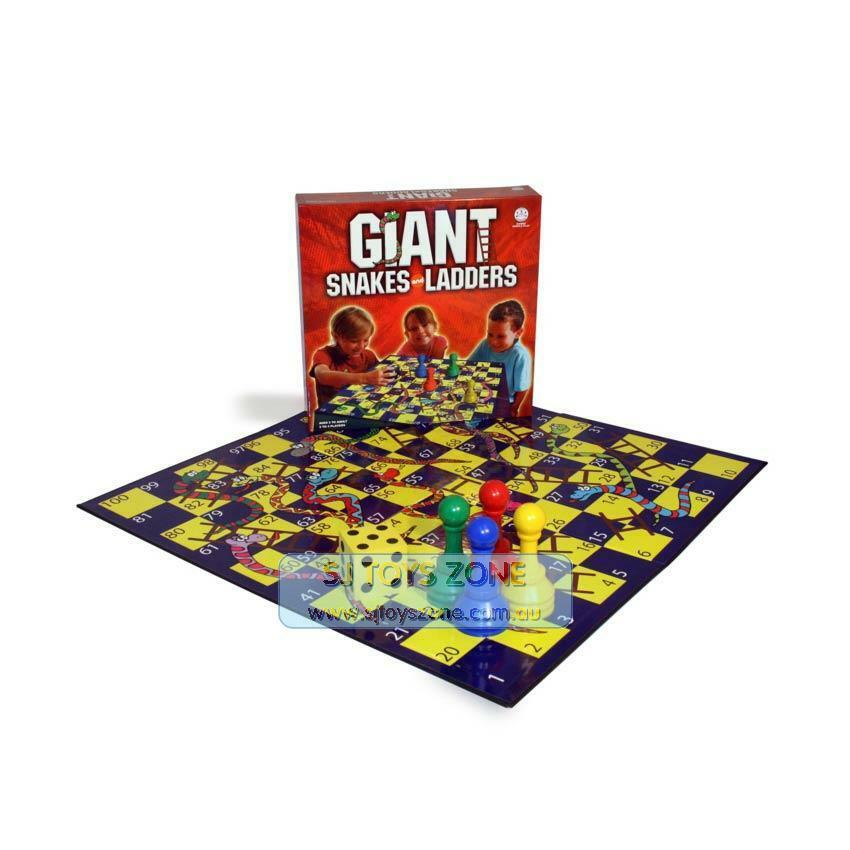 Amazon.com: FlagHouse - Giant Snakes And Ladders - Large ...