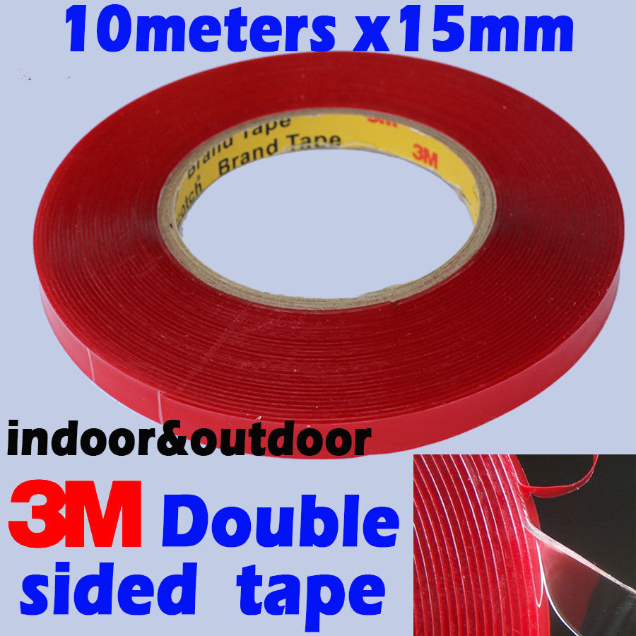 3m Double Sided Acrylic Gel Tape Vhb Clear 7302