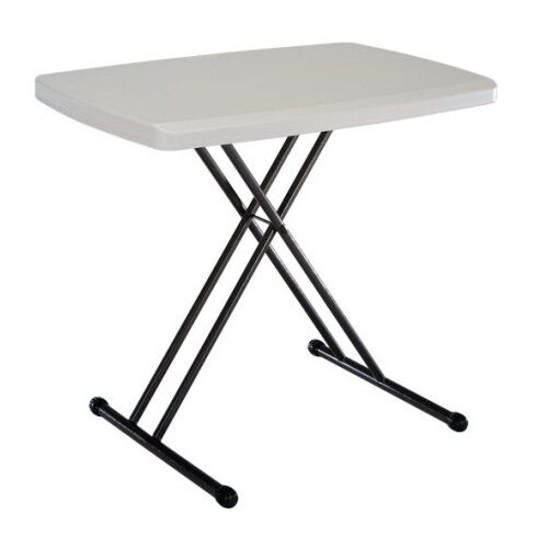 Lifetime Personal Folding Table 28240 Almond 30x20
