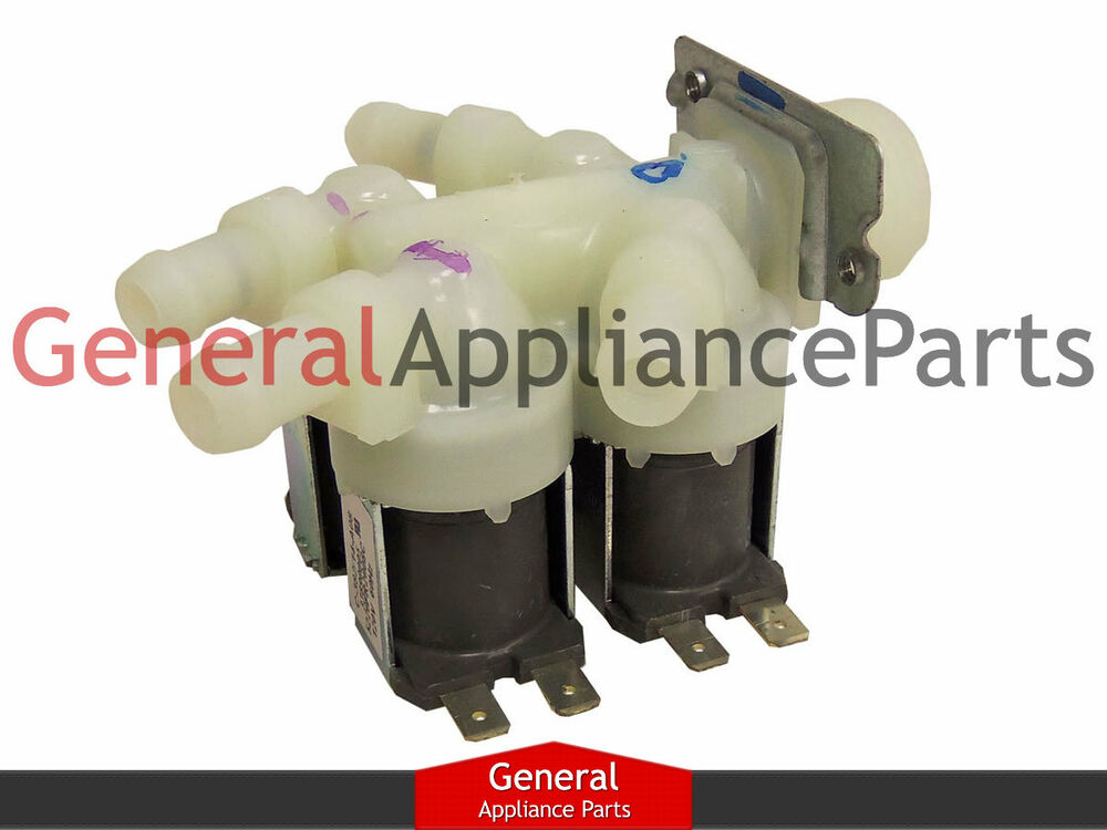 Lg Kenmore Washer Washing Machine Inlet Valve Assembly
