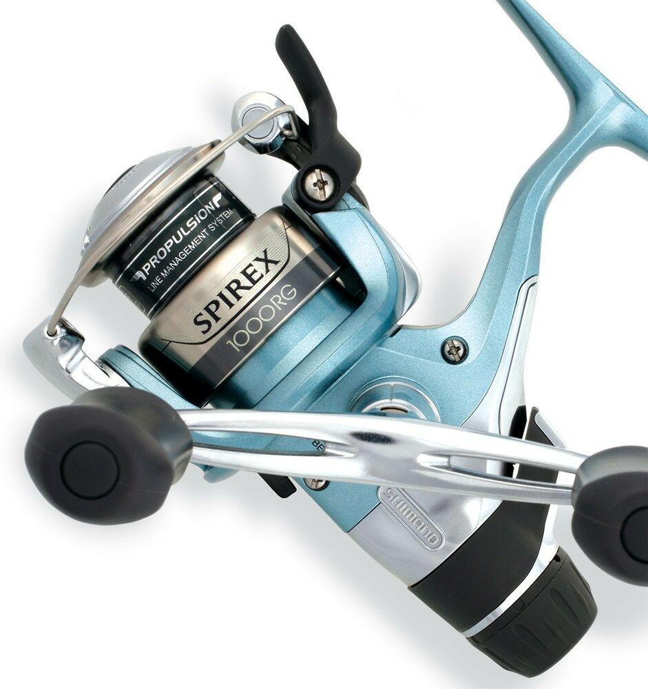 Shimano spirex sr 1000 rg spinning reel fishing ebay for Ebay fishing reels shimano