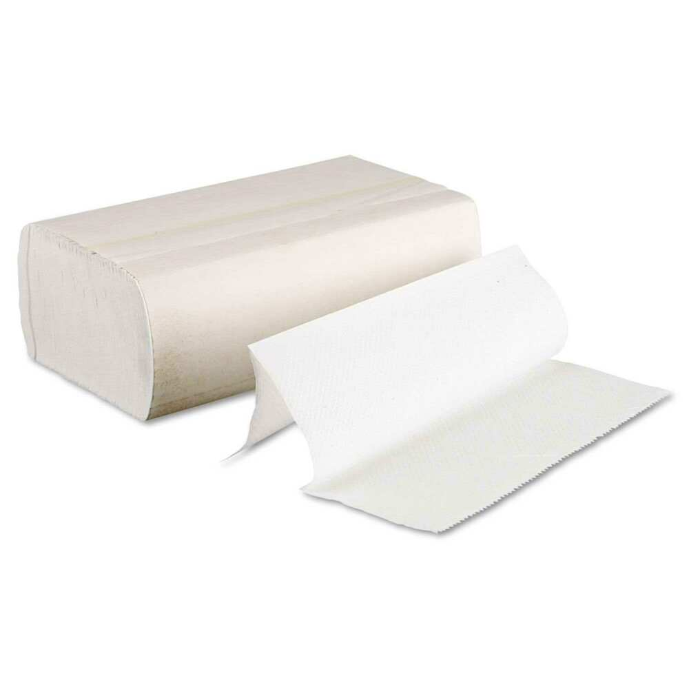 Boardwalk Multifold Folded Paper Towels Bathroom Dispenser 4000 Ct White Ebay