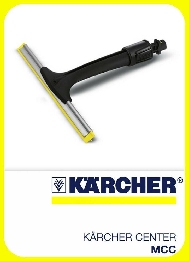Karcher window squeege for karcher 39 k 39 pressure washers 4 for Window karcher