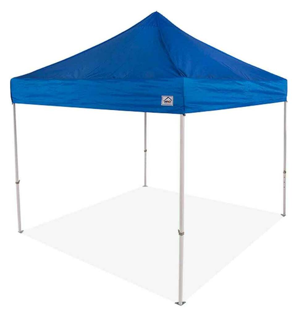 Ez Up Canopy 10x10 : Ez pop up canopy tent commercial grade instant