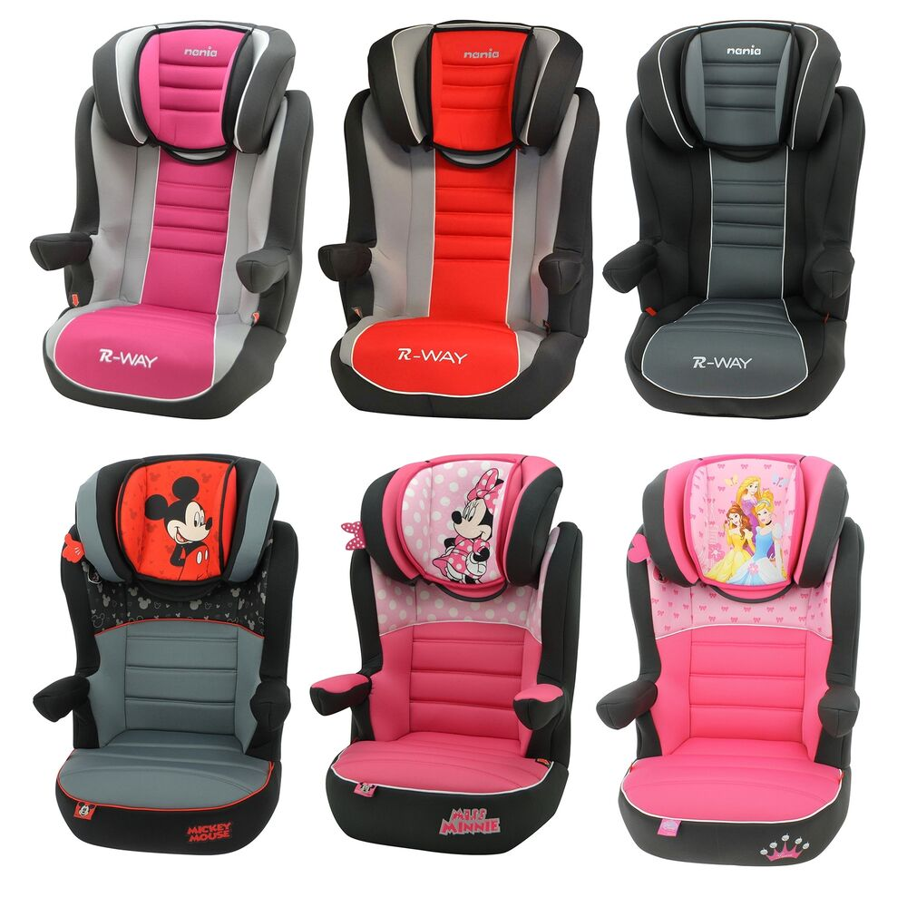 Disney Car Seats Uk