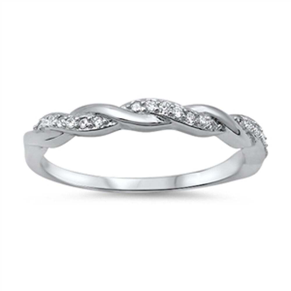 Simple Promise Rings Band